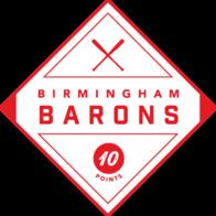 Birmingham Barons badge
