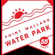 Point Mallard Water Park badge
